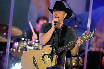 "Kenny Chesney Performs On ABC's ""Good Morning America"""