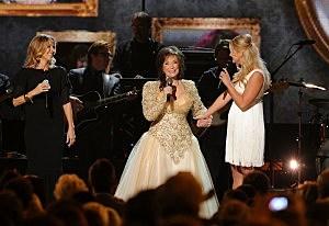 Loretta Lynn and Miranda Lambert