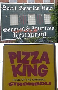 Gerst Haus - Pizza King