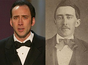 Nicholas Cage / G.B. Smith