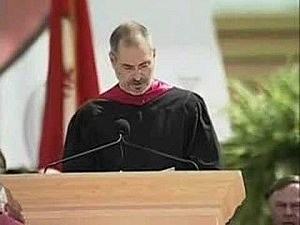 Steve Jobs at Stanford