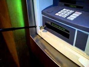 ATM snake