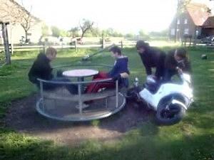 Idiots on a merry-go-round