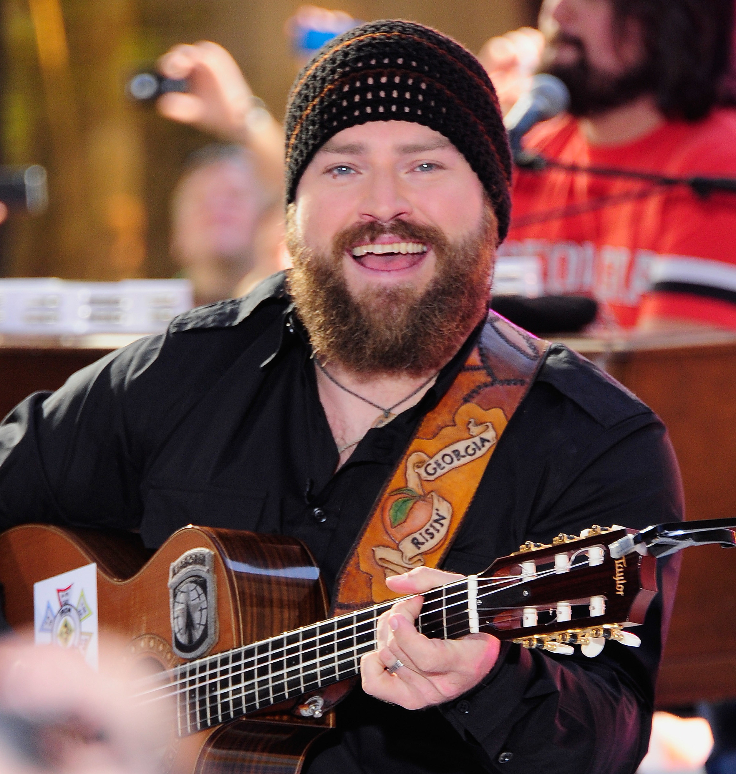 Win zac brown ticketseat and greets kristyandbryce Image collections