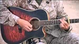 Marine Christmas Song