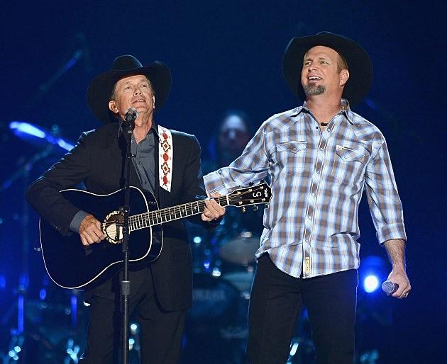 George and Garth