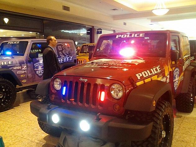 Cop Jeep