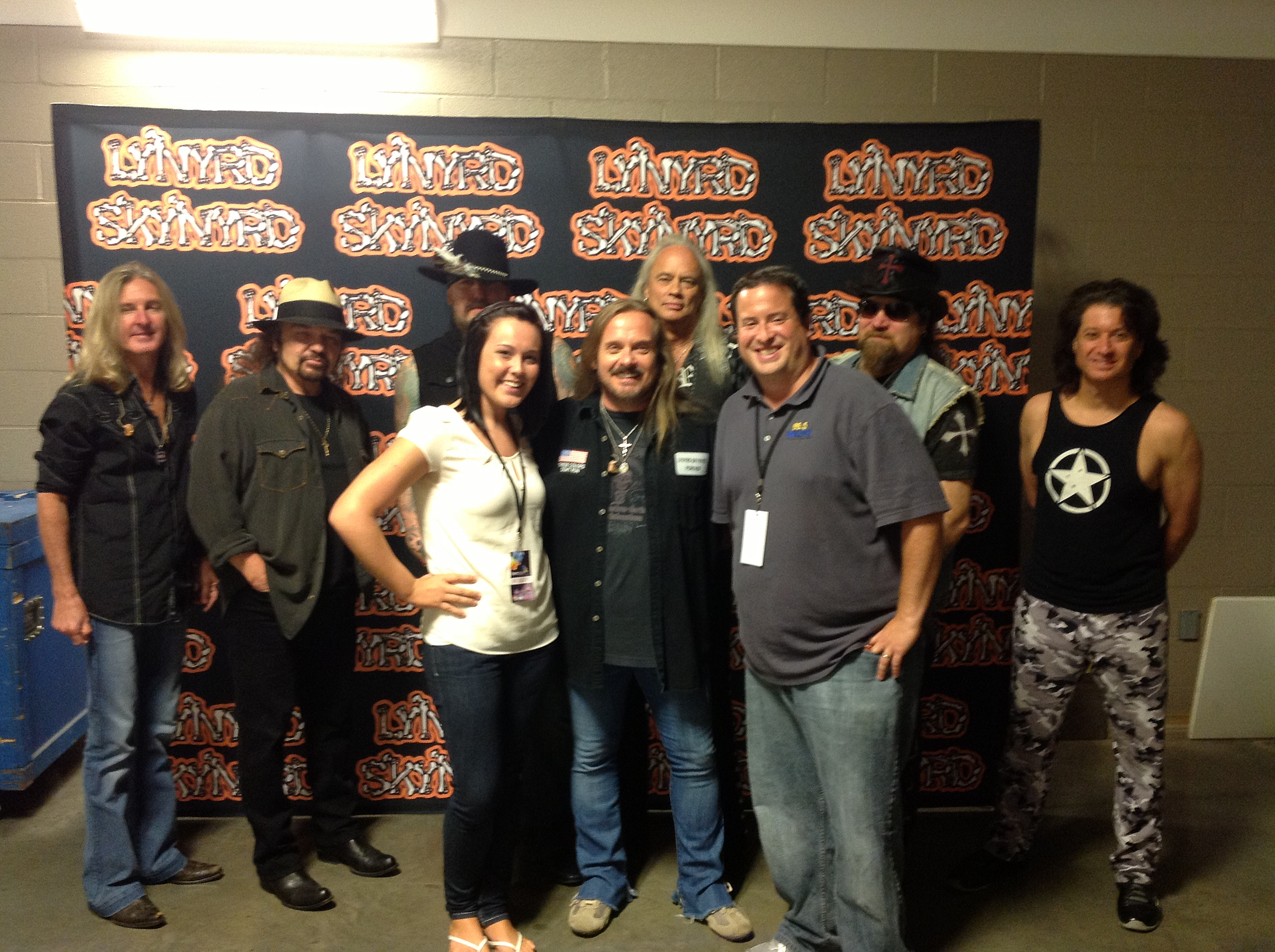 Check Out Photos From Last Nights Lynyrd Skynyrd Meet And Greet