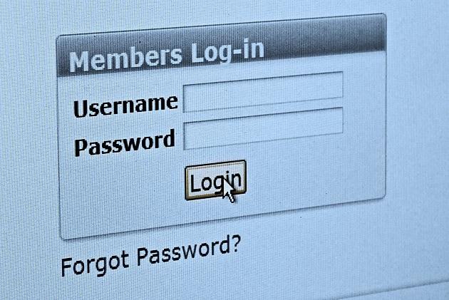 Computer log on