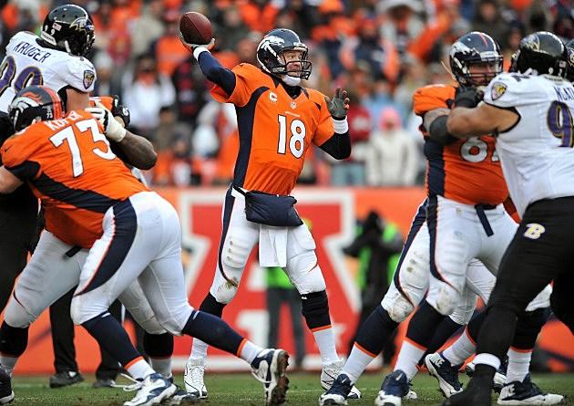 Broncos Ravens