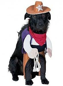 SHERIFF DOG COSTUME