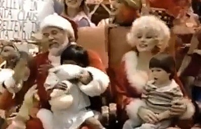 Watch Kenny Rogers And Dolly Parton 1984 Christmas Special [VIDEO]