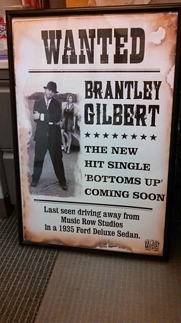 Brantley Poster