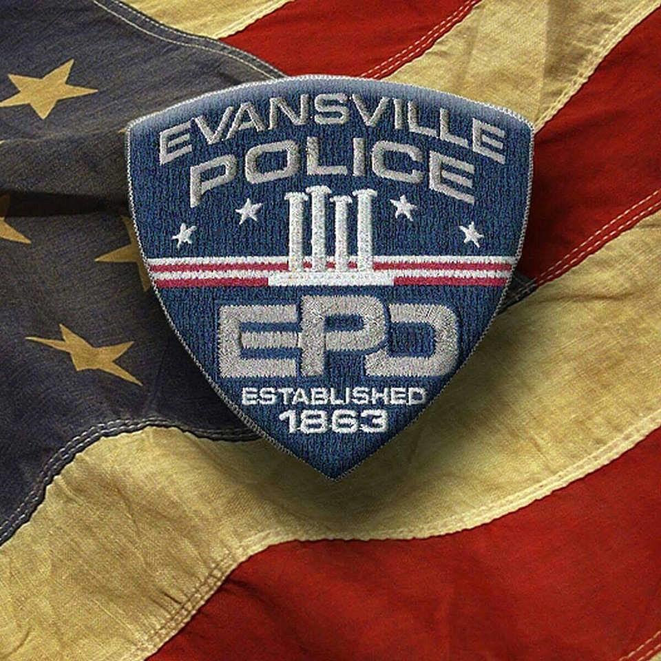 Photo Credit: www.facebook.com/EvansvillePoliceDept