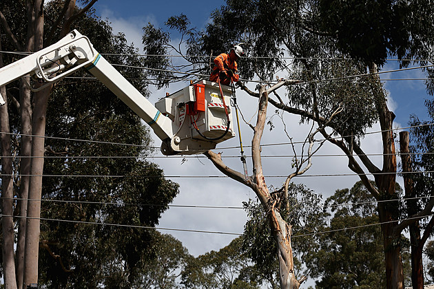 Wild Storms Hit Melbourne